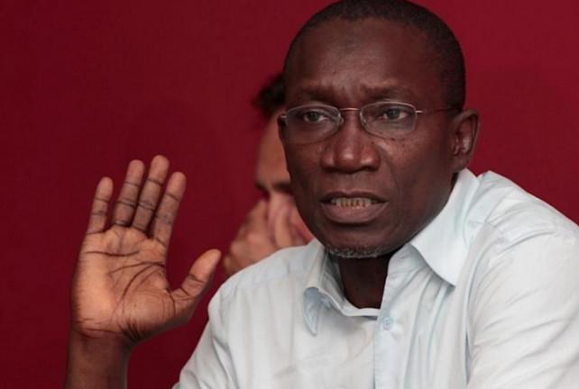 Me Amadou Sall, Pds : «il n'y aura pas d'élection au Sénégal»
