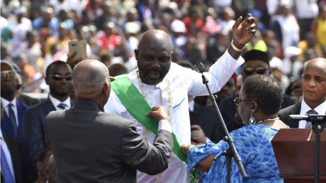Au Liberia, quel bilan pour le président George Weah ?