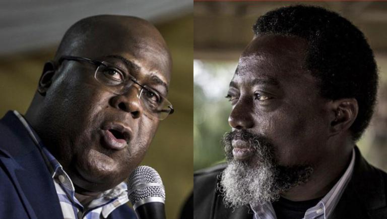 Joseph Kabila et Félix Tshisekedi, portrait croisé des deux hommes forts de RDC