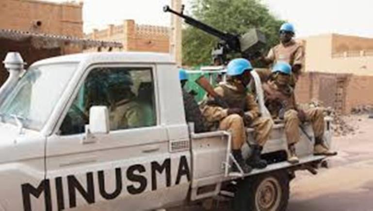 Urgent-Mali: deux Casques bleus tués par une mine dans le centre du pays (ONU)