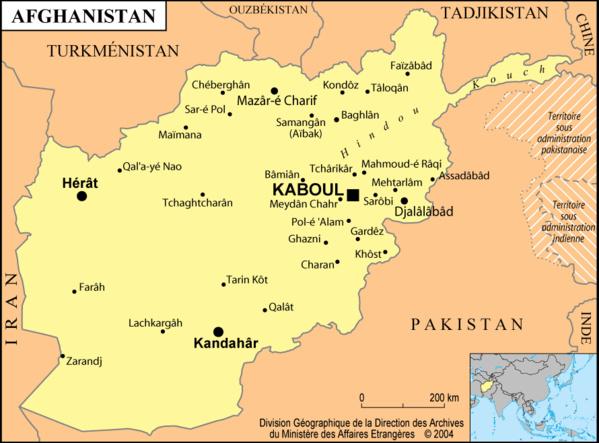 Afghanistan: un projet d'accord de fin de conflit a été finalisé par les Etats-Unis et les Talibans à Doha (Qatar)