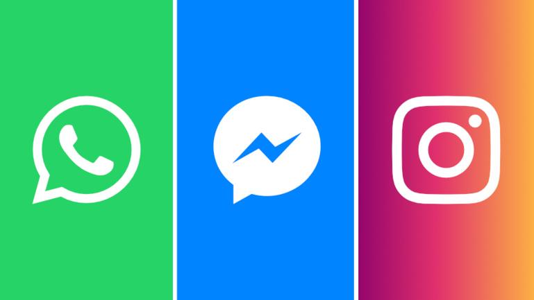 Facebook va intégrer WhatsApp, Instagram et Messenger