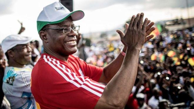 Huit charges pèsent sur le leader de l'opposition camerounaise