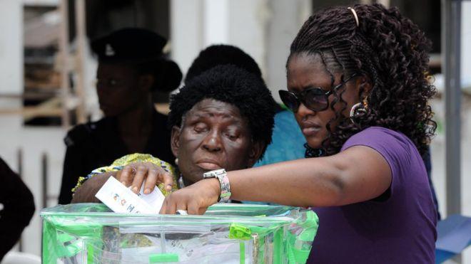 Au Nigeria les non-voyants voteront grâce à un guide en braille