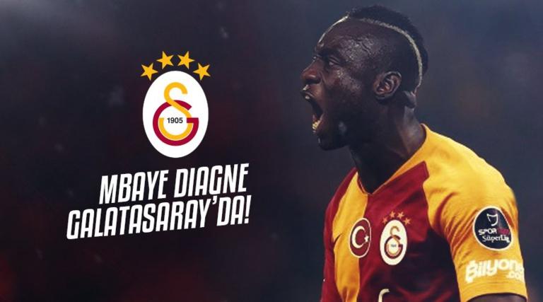Officiel : Mbaye Diagne s'engage avec Galatasaray pour 4 saisons