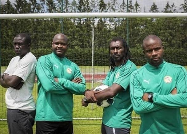 Officiel ! Aliou Cissé et son staff technique prolongés jusqu'en 2021