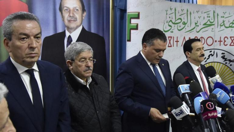 Algérie: la coalition au pouvoir soutient la candidature de Bouteflika à la présidentielle