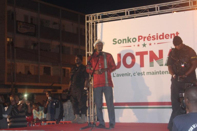 Présidentielle 2019 : Ousmane Sonko gagne le pari de sa mobilisation