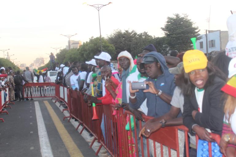 Campagne présidentielle 2019 : Boubacar Camara appelle les Sénégalais à voter pour Sonko