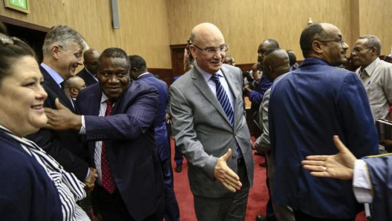 RCA: à Khartoum, la cérémonie de paraphe de l'accord de paix reportée