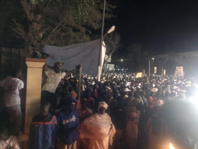 Saint-Louis-Macky Sall : «Nous n'allons pas simplement les battre mais les briser »
