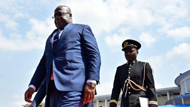 """Tshisekedi ne """"touche pas"""" à la hiérarchie militaire"""