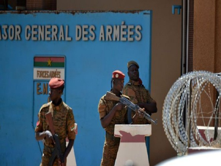 146 terroristes tués dans une riposte de l'armée burkinabè