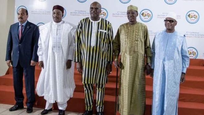 Le G5 Sahel tarde à recouvrer les fonds promis