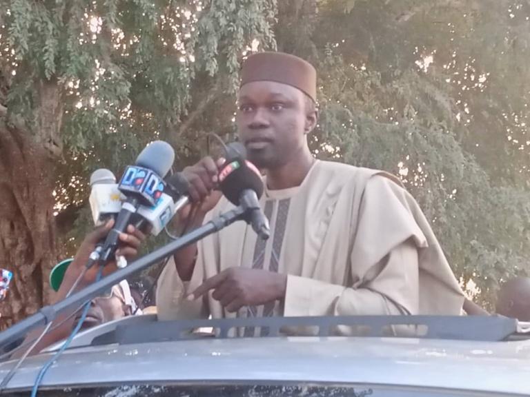 Présidentielle 2019 à Darou Moukhty: Sonko pêche chez Macky