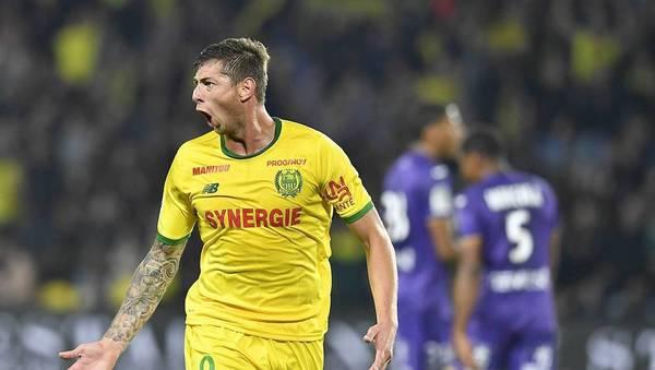 Le FC Nantes réclame les indemnités de transfert de Sala