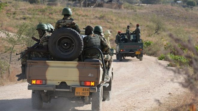 Les États-Unis suppriment des aides militaires au Cameroun