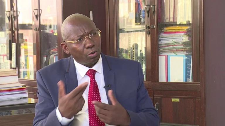 """El Hadji Issa Sall explique pourquoi """"il ne tire pas sur le gouvernement de Macky"""""""