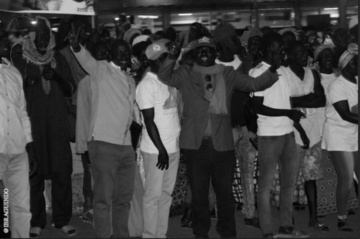 Vidéo - Accueil de Wade: Les Sénégalais s'expriment en marge du cortège