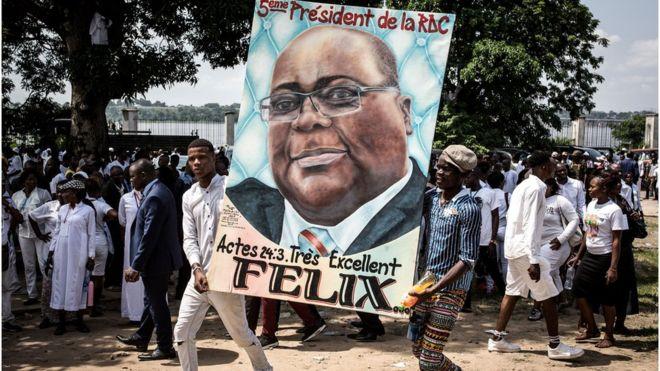 Félix Tshisekedi confronté à la grogne sociale