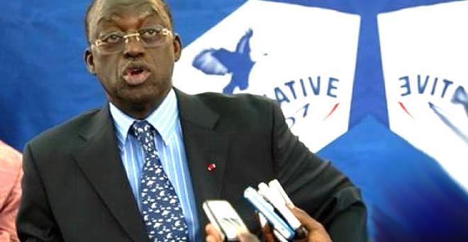 Niasse, Secrétaire général de l'AFP