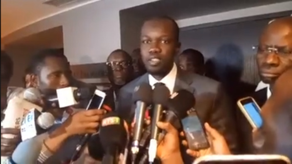 Wade et Sonko partagent un combat de principe mais pas encore en alliance (VIDEO)