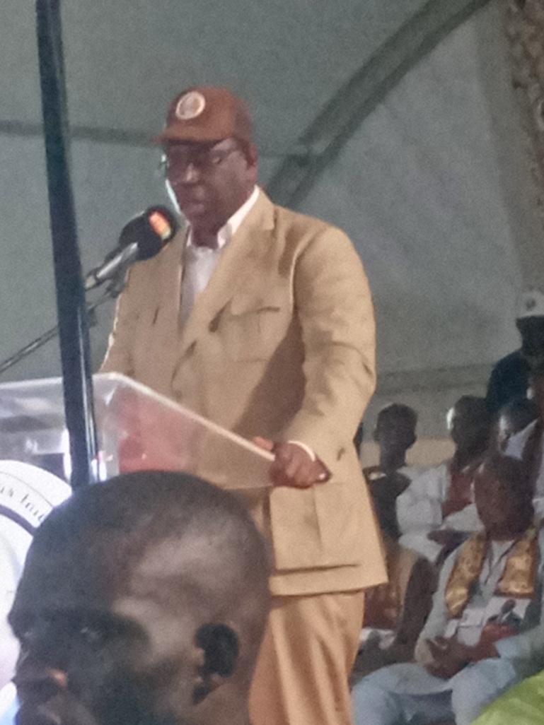 Présidentielle 2019 - Kolda: Macky Sall cogne Wade tout en le méprisant