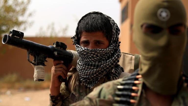 L'assaut contre le dernier fief du groupe EI en Syrie est lancé