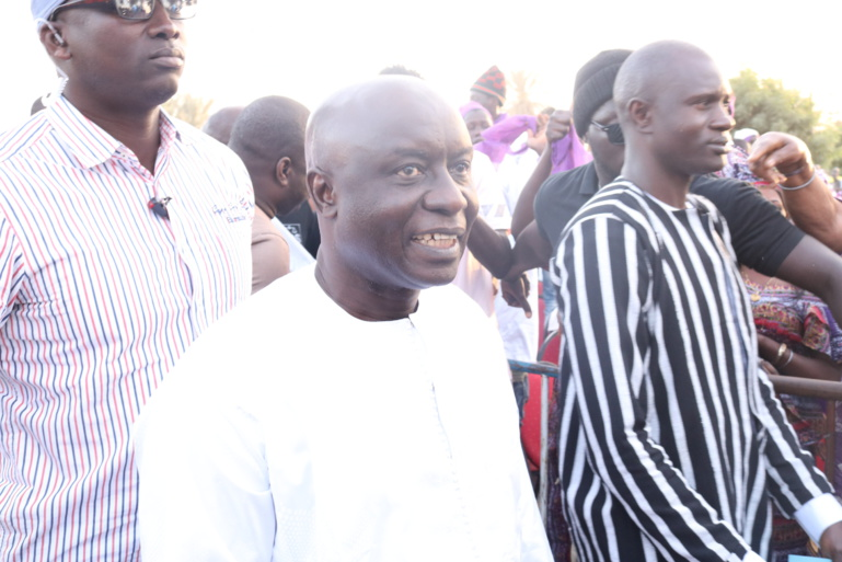 A Tamba, Idy décroche le responsable de l'UCS Mamadou Diallo
