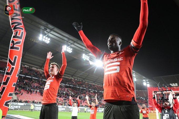 Rennes corrige Saint-Etienne (3-0): Mbaye Niang renaît
