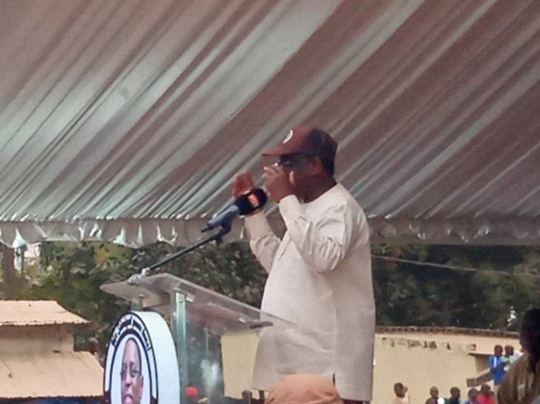 Bignona: Macky Sall propose une «nouvelle Casamance»