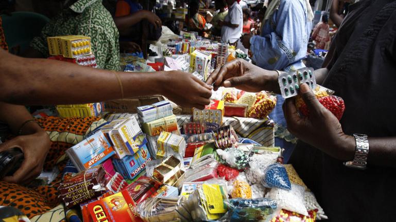 Faux médicaments : 74 cartons d'une valeur de 13,8 millions Cfa saisis à Kolda