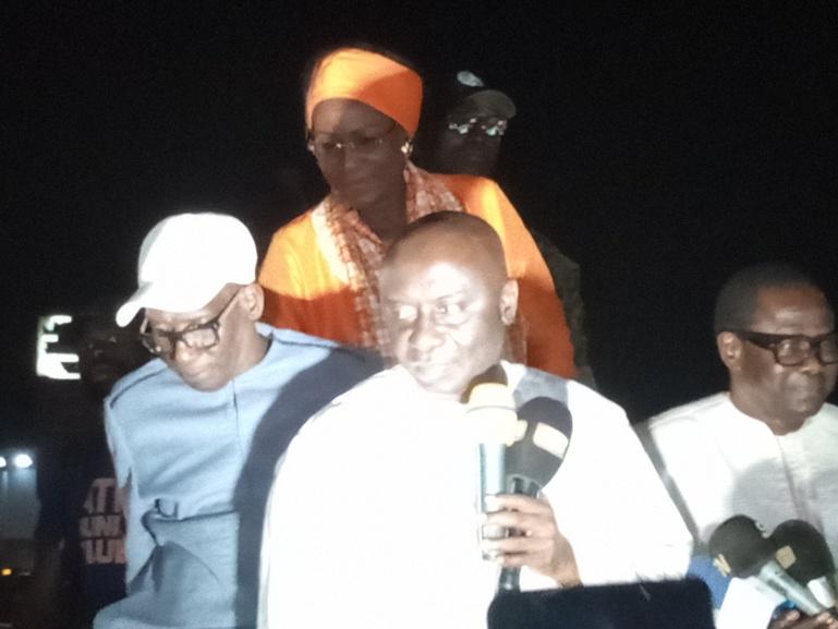 """A Ziguinchor, Idrissa Seck promet une """"restauration complète"""" de la paix en Casamance"""