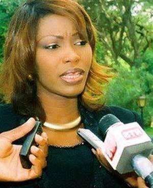 Coumba Gaye regrette la partialité des responsables du PDS aux renouvellements de l'UJTL