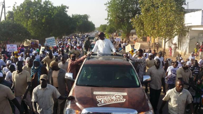 Macky Sall : «Passy votera à 100% pour moi»