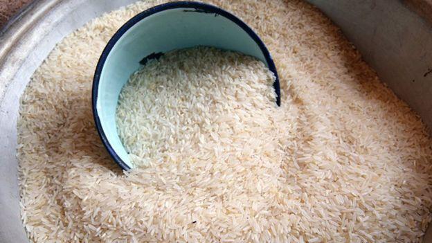 Une cargaison de riz rejetée par la Guinée et le Togo
