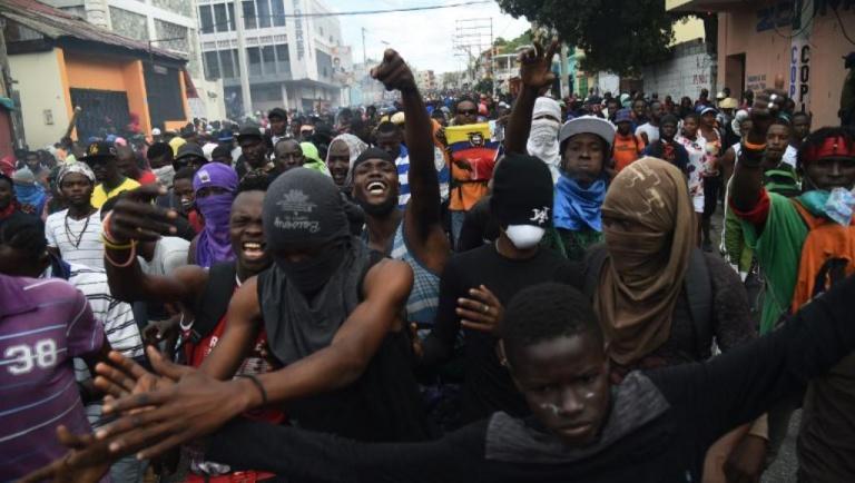 Haïti: face à la contestation, le président Moïse s'exprime enfin Par Amélie Baron