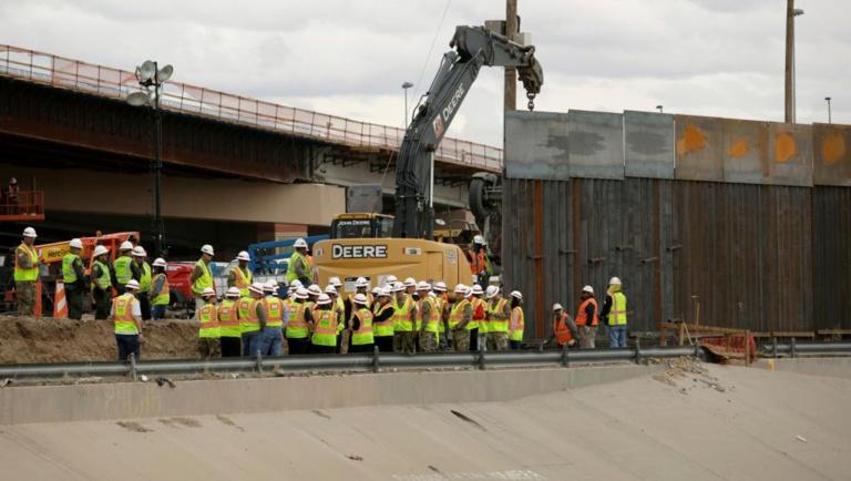 États-Unis: Donald Trump va déclarer l'état d'urgence nationale pour construire son mur