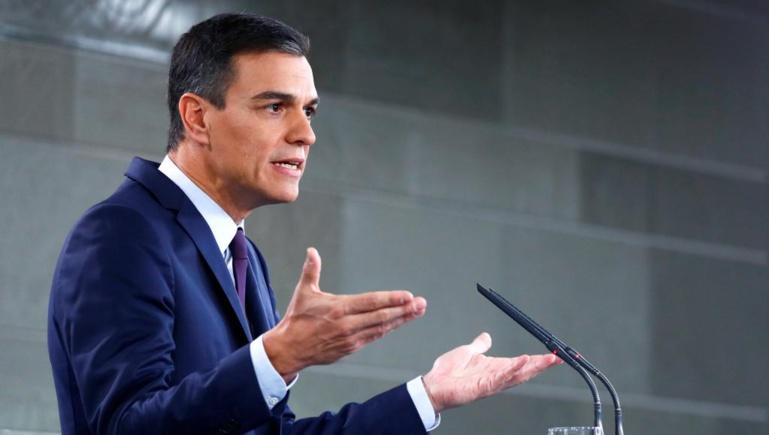 Espagne: Pedro Sanchez annonce des législatives anticipées pour le 28 avril