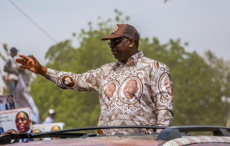 Présidentielle 2019 à Guinguinéo : Macky Sall promet de faire renaitre les rails