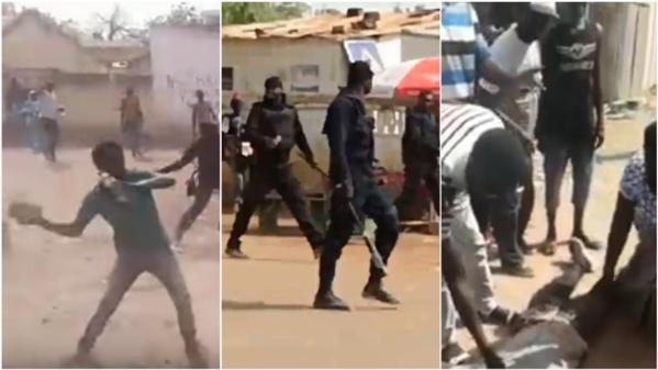 Violence meurtrière à Tamba : la police a identifié le tueur de Ibou Diop