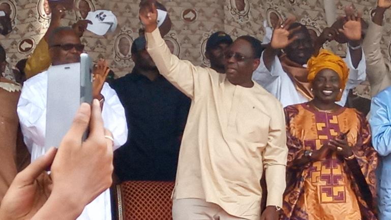 Campagne 2019 à Mbour : Macky Sall promet de faire rayonner le département si…