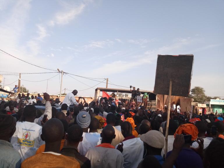 """Pekesse: """"Pendant 7 ans la pauvreté a augmenté au Sénégal"""", selon Idy"""