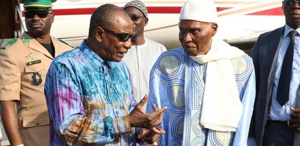 Rencontre Wade – Condé : Conakry prêt à accueillir Karim Wade