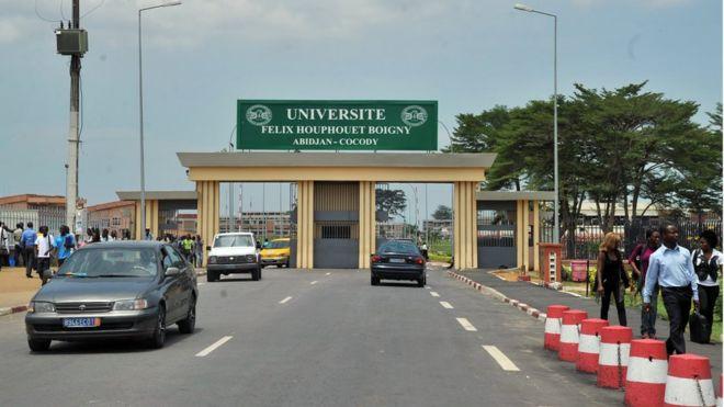 Deux professeurs de l'Université d'Abidjan arrêtés