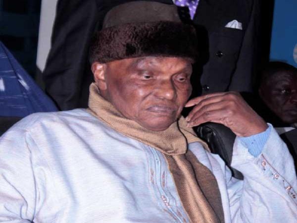 Dernière minute - Abdoulaye Wade annule le démarrage de sa campagne