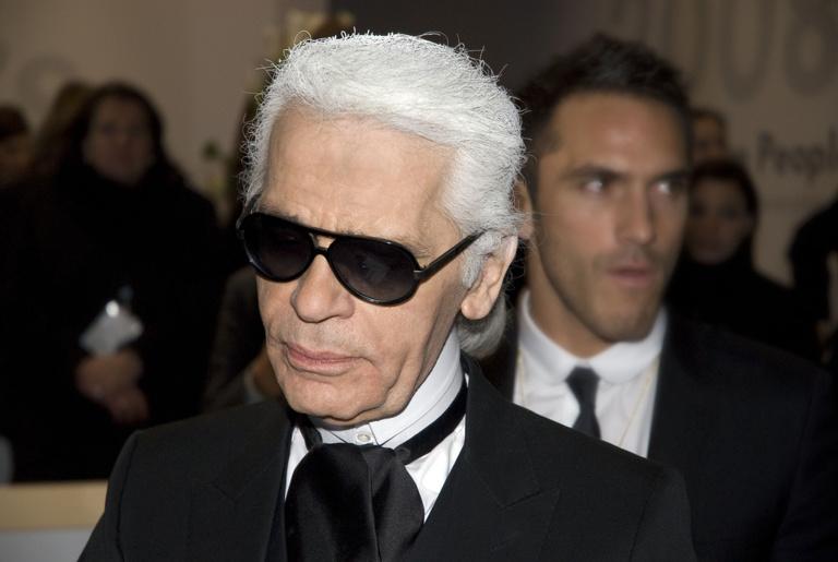 Karl Lagerfield est décédé
