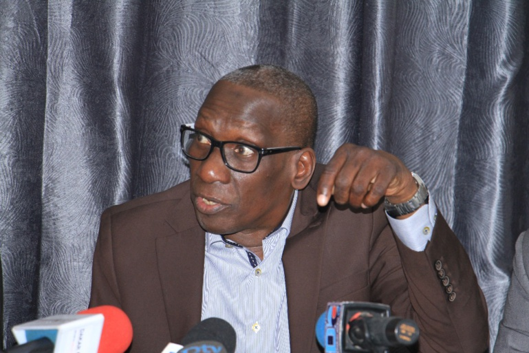 """Sécurisation de l'élection: l'opposition donne carte blanche à Mamadou Diop """"Decroix"""""""