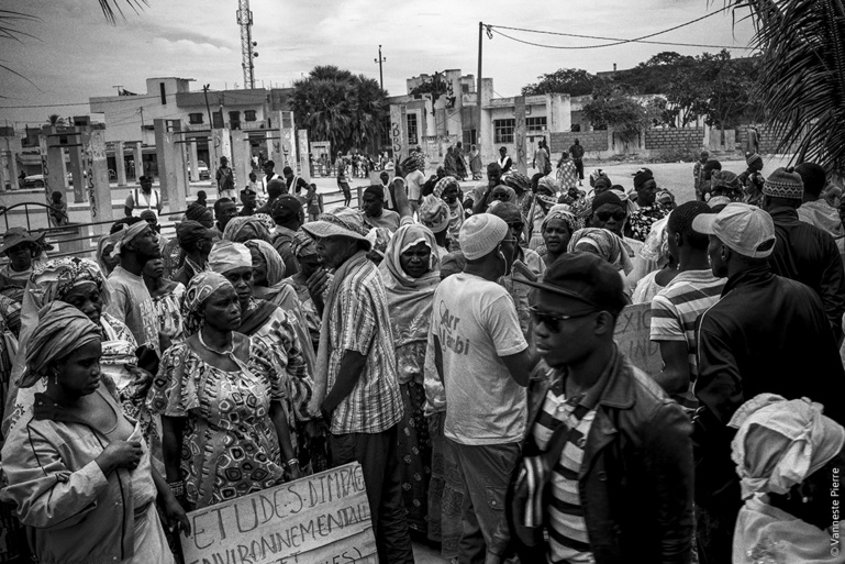 Chantage électoral ou volonté politique: Macky promet une enveloppe de 500 millions aux impactés du port de Bargny-Sendou