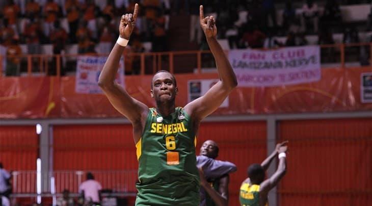 Ibrahima Thomas boude l'équipe nationale de basket
